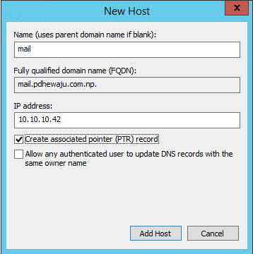 Configuring Virtual Directories on Exchange 2016  - Aerrow
