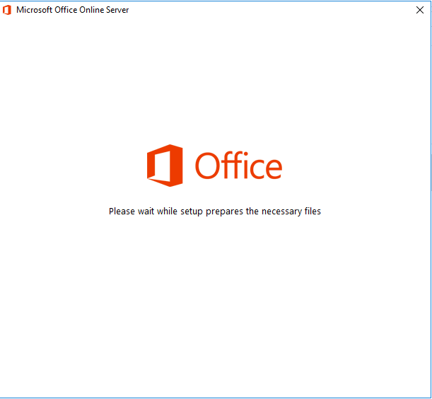 Step by Step] Installing and Configuring Office Online