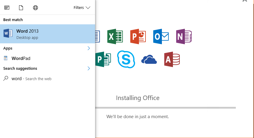 Upgrade Office 2013 version of Office 365 ProPlus to Office 2016 ...