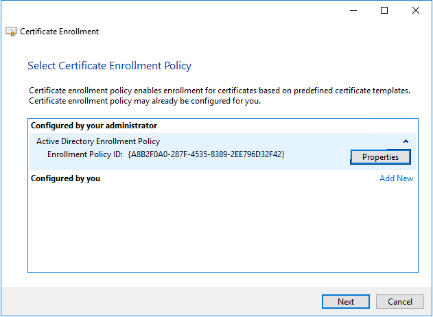 Configuring Secure LDAP connection on Server 2016 - Aerrow