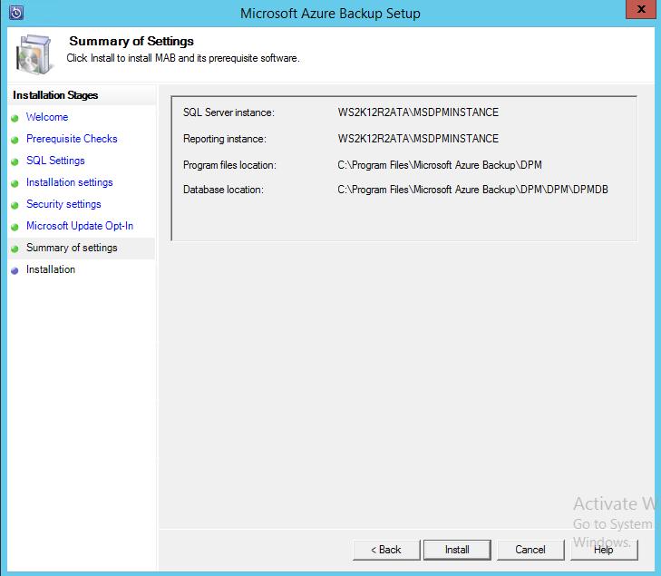 Part 1 – Configuring Exchange Backup on Azure - Aerrow