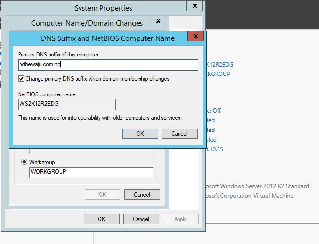 Configuring Exchange 2016 Edge Transport Server - Aerrow